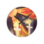 Reloj de las cruces