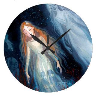 Reloj de las hermanas del agua