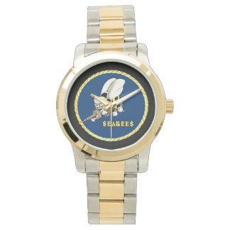 Reloj de las ingenieros des infanteria de marina