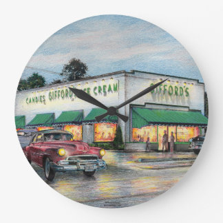 "Reloj de las ""memorias dulces"" de Paul McGehee"