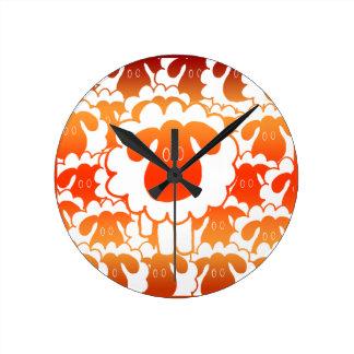 Reloj de las ovejas del otoño