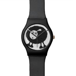 Reloj de las ovejas negras