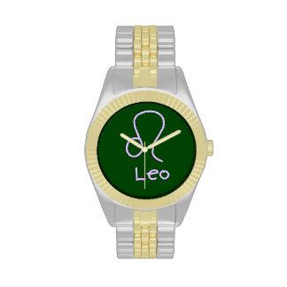 Reloj de Leo