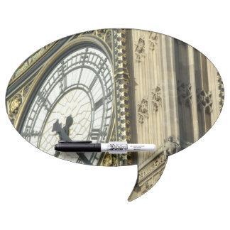 Reloj de Londres Tableros Blancos