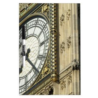 Reloj de Londres Pizarra