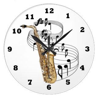 Reloj de los amantes de la música
