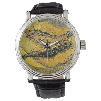 """Reloj de los """"arenques ahumados"""" de Van Gogh"""