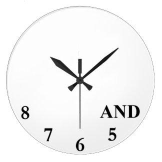 Reloj de los bailarines