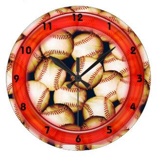 Reloj de los BÉISBOLES