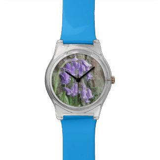 reloj de los bluebells