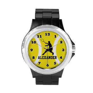 Reloj de los deportes de Personalizable para los j