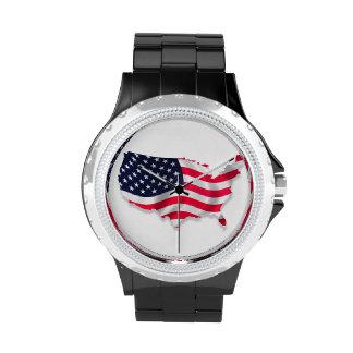 Reloj de los E.E.U.U.