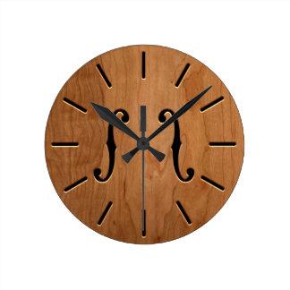 Reloj de los f-Agujeros - wgII