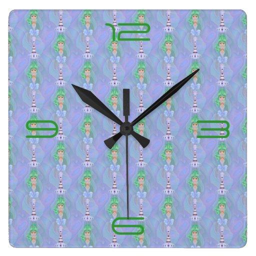 Reloj de los Genies