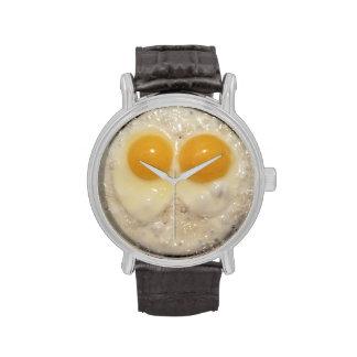 Reloj de los huevos fritos