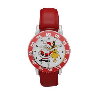 Reloj de los Pals del navidad
