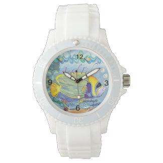Reloj de los pescados