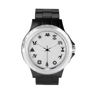 Reloj de los poderes de EXO