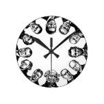 Reloj de los presidentes pared de los E.E.U.U.