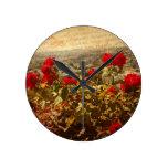 Reloj de los rosas