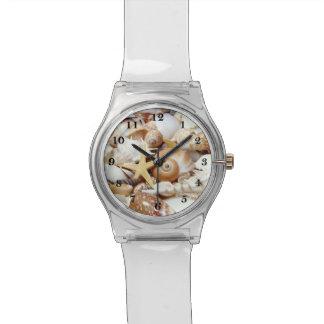 Reloj de los Seashells