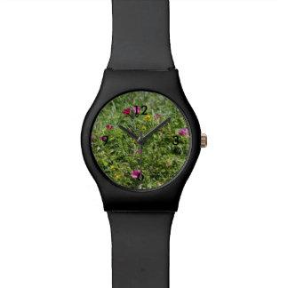 Reloj de los Wildflowers May28th
