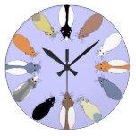 reloj de lujo de las variedades de la rata