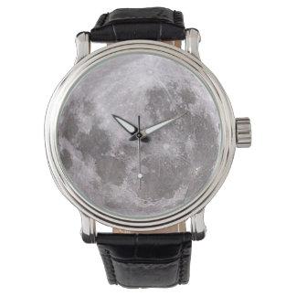 reloj de luna