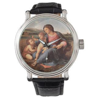 Reloj de Madonna del vintage