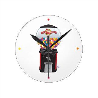 Reloj de máquina de Gumball