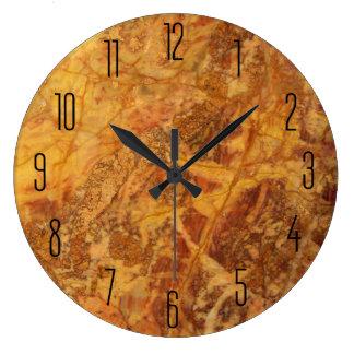 Reloj de mármol