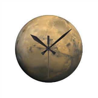 Reloj de Marte