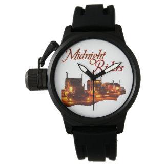 Reloj de medianoche de los jinetes