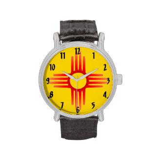 Reloj de New México Zia Sun