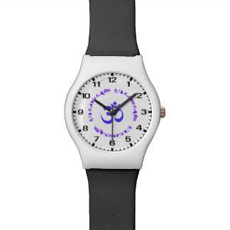 Reloj de OM Shanti