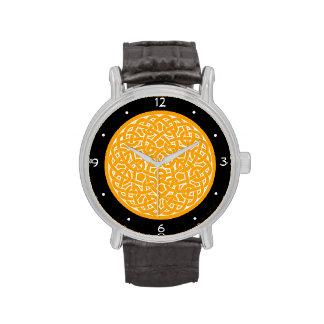 Reloj de oro del Viejo Mundo