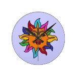 Reloj de pared azteca de Sun del CR