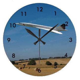 Reloj de pared con 12 números - diseño de Concorde