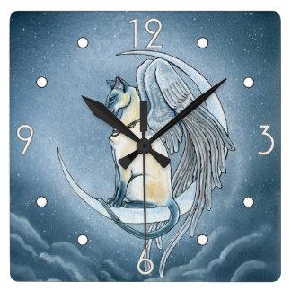 Reloj de pared crepuscular