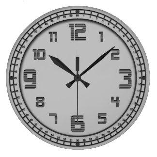 Reloj de pared de alta tecnología