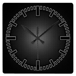 """Reloj de pared """"de alta tecnología"""" del efecto de"""