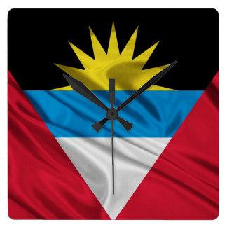 Reloj de pared de Antigua y de Barbuda