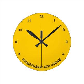 Reloj de pared de BJJ