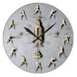 Reloj de pared de Fiore dei Liberi