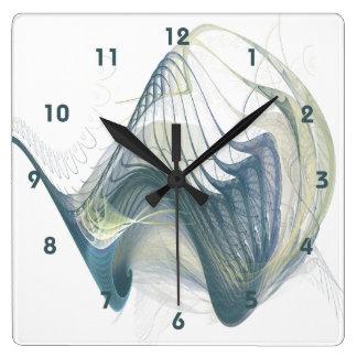 Reloj de pared de la canción de la ballena
