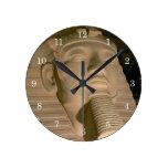 Reloj de pared de la figurilla del Pharaoh