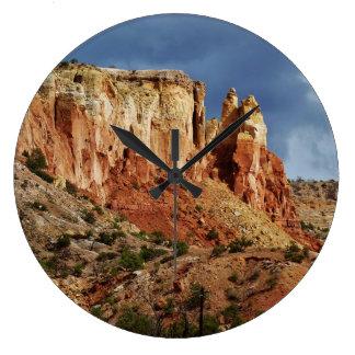 Reloj de pared de los acantilados del sudoeste