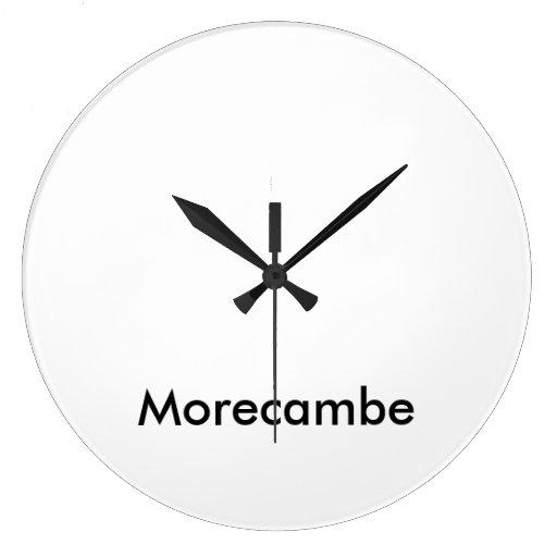 Reloj de pared de Morecambe