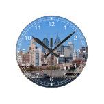 Reloj de pared de Philadelphia