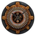Reloj de pared de Steampunk #2A